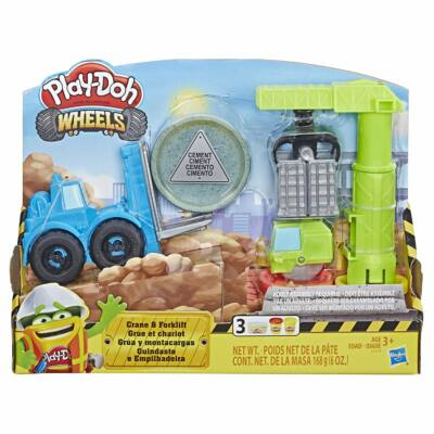 Play-Doh Daru és Emelővillás Targonca Szett