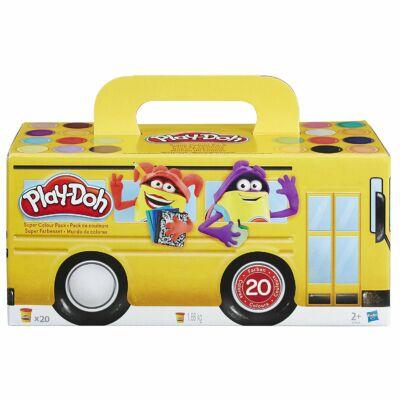 Play-Doh Szuper Gyurma Szett