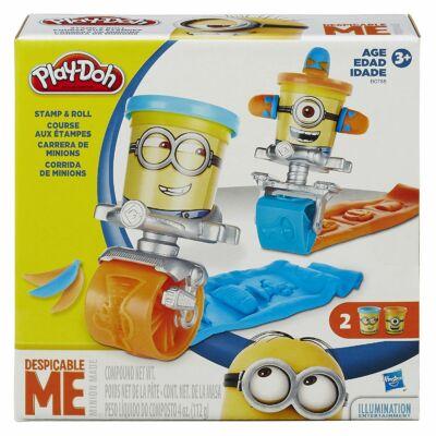 Play-Doh Minyonos gördülő formázó készlet