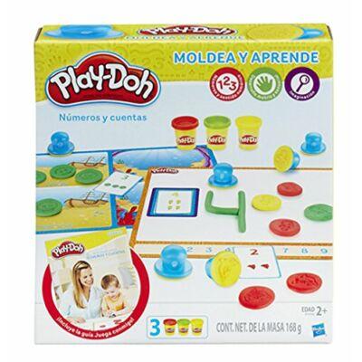 Play-Doh Számok És Számolás