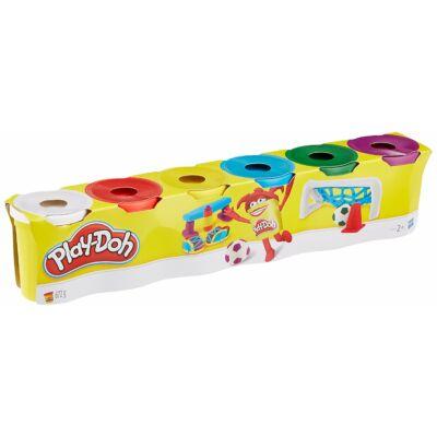 Play-Doh 6 Db-Os Gyurma