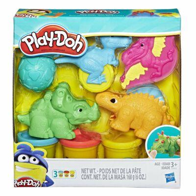 Play Doh Dinó Eszközök