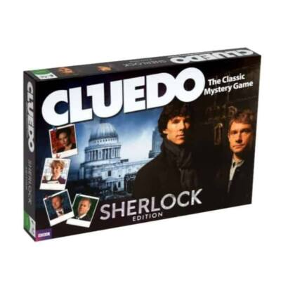 Cluedo Sherlock (angol)