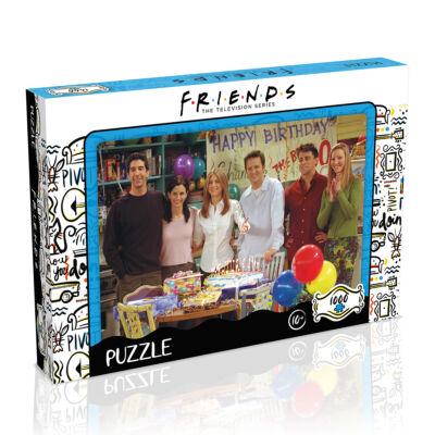 Jóbarátok puzzle: Happy Birthday