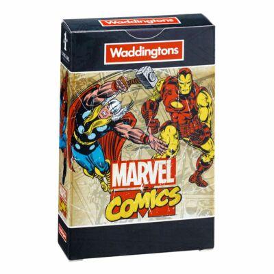 Marvel Retro Comics francia kártya (angol)