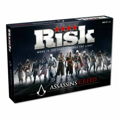 Risk: Assassins Creed (angol)