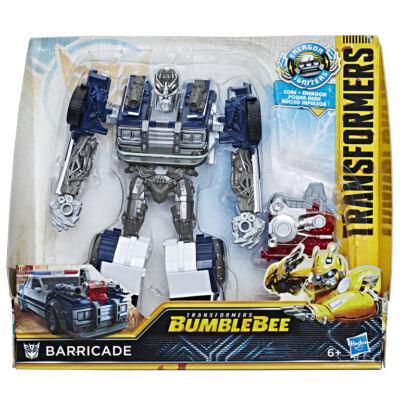 Transformers MV6 Energon Igniters Nitro (Barricade)